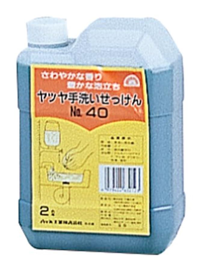 荒らす幼児縫い目YATSUYA 手洗いせっけん#40 2L 69064