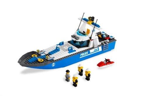 レゴ (LEGO) シティ ポリススピードボート 7287