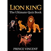 Lion King: The Ultimate Quiz Book