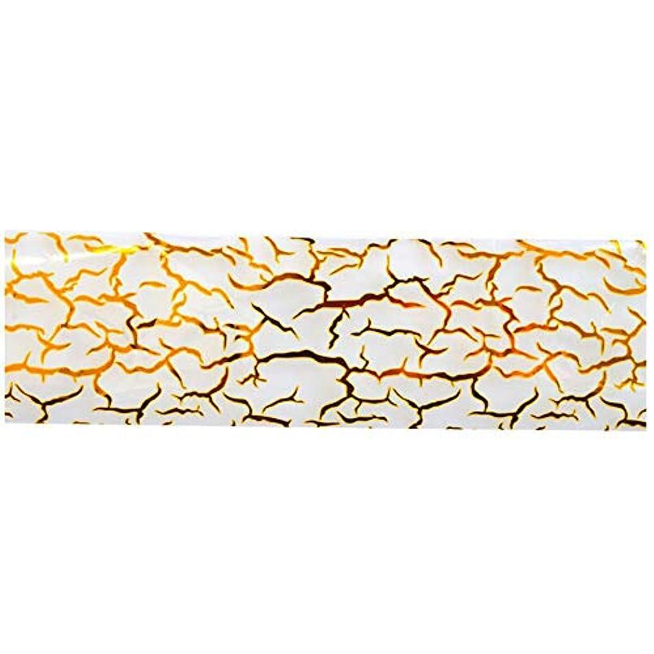 遠征主要な基礎理論100cmx4cmグリッターゴールドネイルアートグルーは、マニキュアツールシャイニング箔ステッカーネイルのヒントラップの装飾を転送します