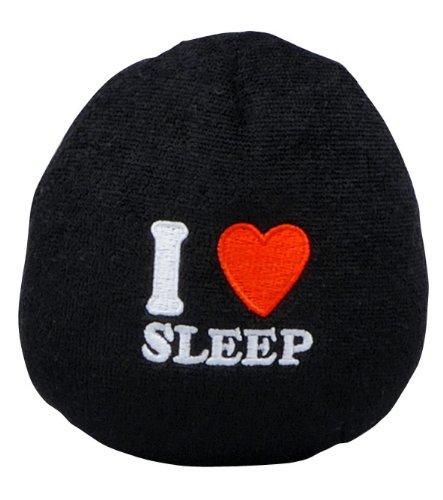 ネムリエール I LOVE SLEEP 黒 (M)