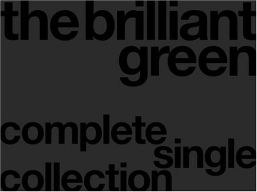 the brilliant green complete single collection'97-'08(初回生産限定盤)(DVD付)