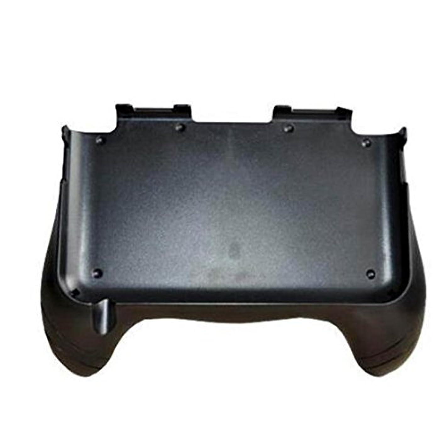 超高層ビル芸術的移植Yumbyss - ハンドグリップホルダーはNintend 3DS XL/3DS LL用ゲーム保護ケーススタンドハンドル