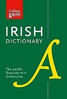 Collins Irish Gem Dictionary: The World's Favourite Mini Dictionaries (Collins Gem)