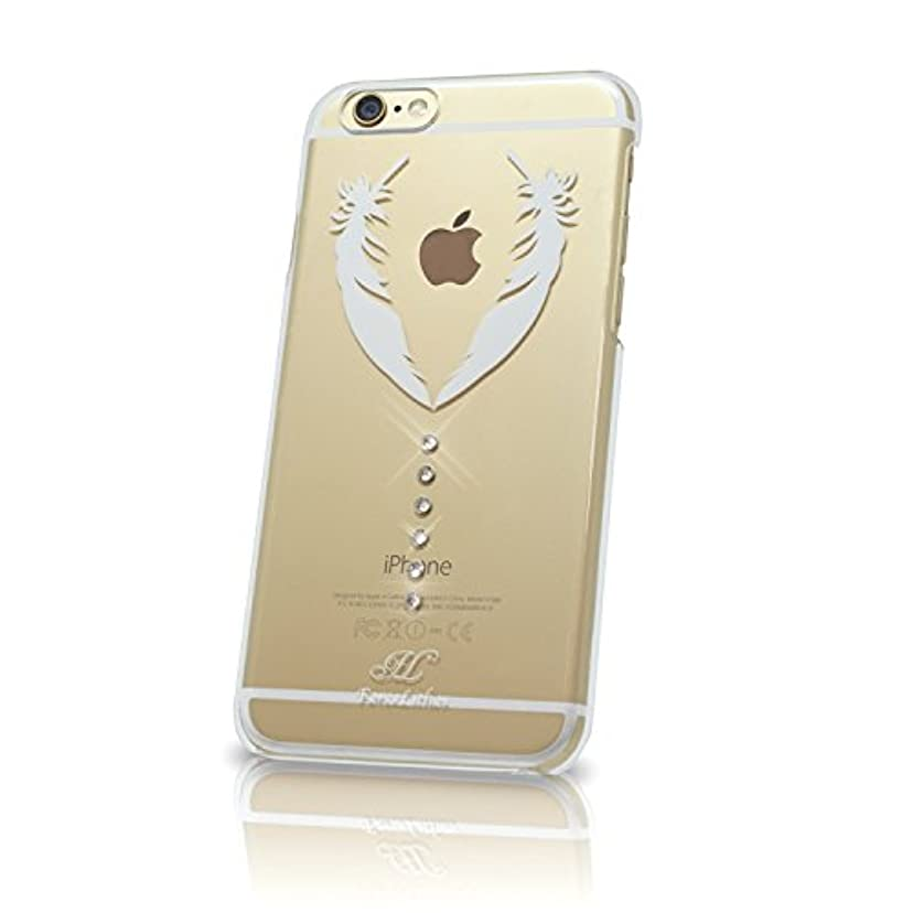 血統びっくり知覚的【日本正規代理店品】 ForceLithos Ftera2 iPhone6/6s用ケース スワロフスキー クリスタル