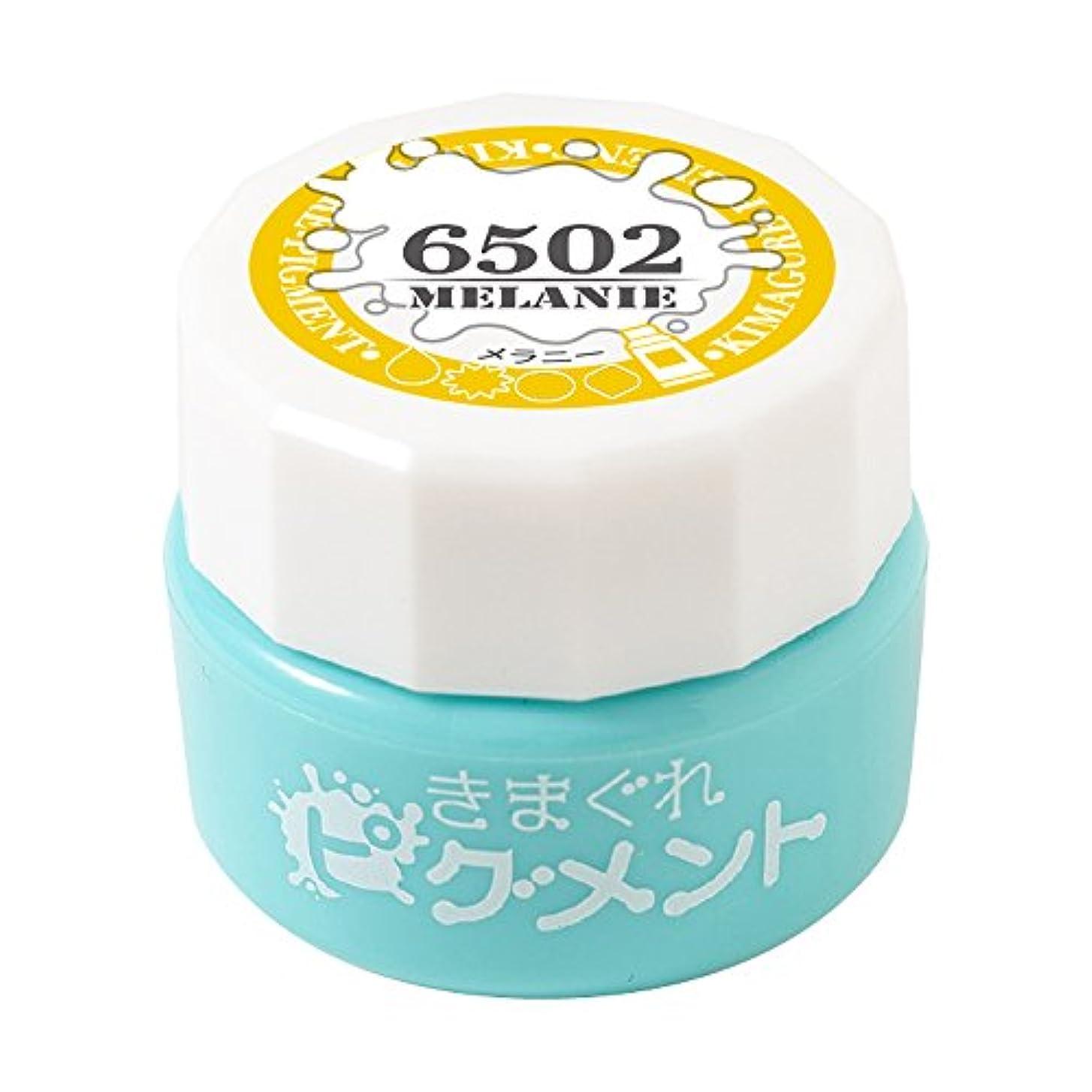 防腐剤ポンプ人物Bettygel きまぐれピグメント メラニー QYJ-6502 4g UV/LED対応