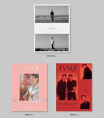 [画像:TVXQ!-New Chapter #2:The Truth of Love-Random Ver.(輸入盤)]