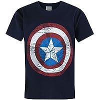 Marvel Avengers Captain America Shield Kid's T-Shirt