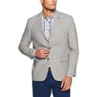 Oxford Men Max Linen Blend Blazer