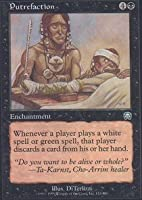 Magic: the Gathering - Putrefaction - Mercadian Masques