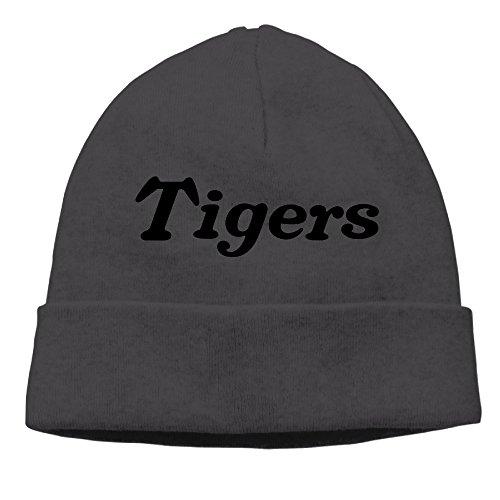 メンズ レディース 阪神タイガース Hanshin Tigers ニットキャップ ニット帽 One Size ブラック