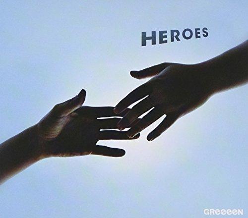 【HEROES/GReeeeN】PVはSF超大作?!意味を徹底解説!出演した女の子は誰?歌詞解釈もの画像