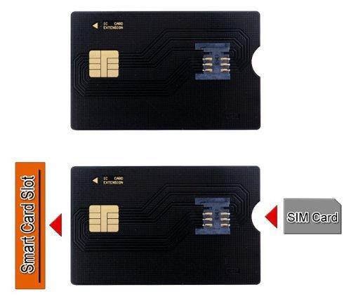 KZ-B11 mini  B-CAS SIMカード to IC card アダプタ ver1.1