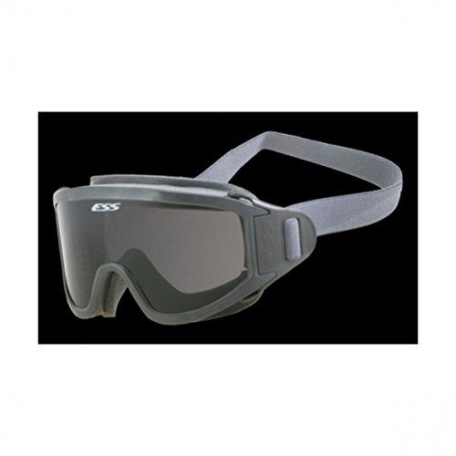 ESS Eyewear 740???0333グレーUS Navy / AF 100?% UVA / UVB保護フライトデッキゴーグル