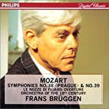 モーツァルト: 交響曲第38番ニ長調「プラハ」/交響曲第39番