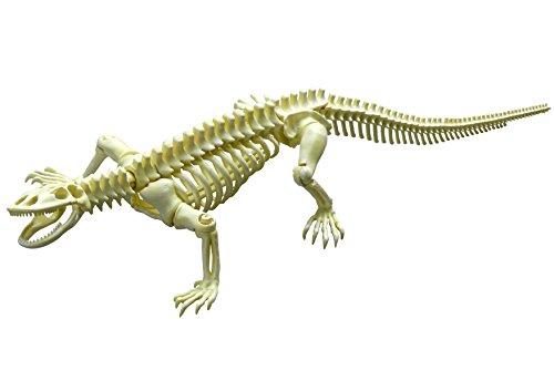 ポーズスケルトン 爬虫類両生類No.203 コモドドラゴン