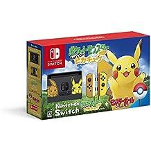 Nintendo Switch ポケットモンスター Let's Go! ピカチュウセット (モンスターボール Plus付き) 【Amazon.co.jp限定】オリジナルデジタル壁紙(PC・スマホ) 配信 付