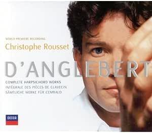 D'anglebert;Harpsichord Works