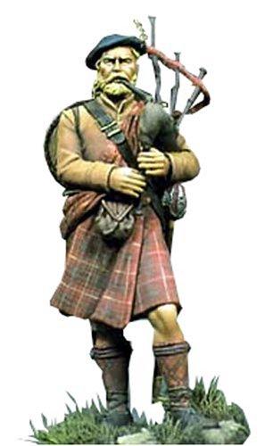 アンドレアミニチュアズ SG-F82 Scottish piper (1690)