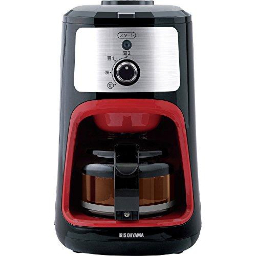 アイリスオーヤマ コーヒーメーカー 全自動 メッシュフィルター...