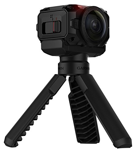 GARMIN(ガーミン) アクションカメラ VIRB 360 ( 最大5.7K対応 360°撮影 手ブレ補正 GPS 音声操作 ) 【日本正規品】 010-01743-10
