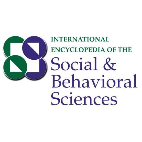 International Encyclopedia of Social & Behavioral Sciences