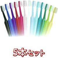 クロスフィールド TePe テペセレクトコンパクト 歯ブラシ × 5本入 コンパクトソフト