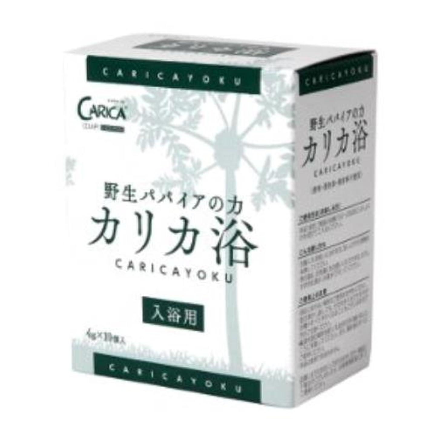 たるみ石の消毒剤カリカ浴 4g×10包