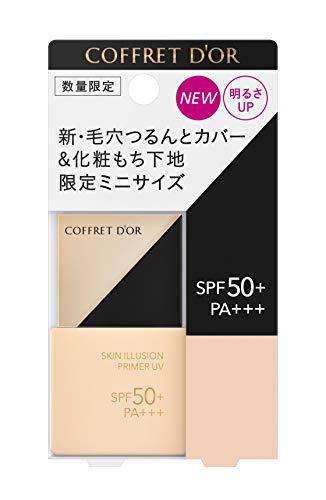 コフレドール コフレドール COFFRET D'OR 【数量限定】スキンイリュージョンプライマーUV ミニサイズa SPF50+ PA+++ 本体 8.5ML 無香料の画像