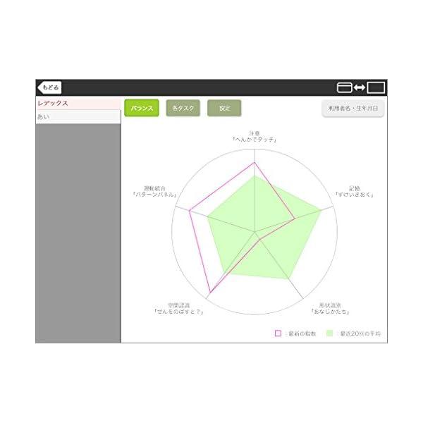 視覚認知バランサーの紹介画像10