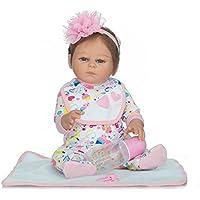 rayish Rebornベビー人形ソフトシリコン21インチ52 cm磁気Lovely Lifelike Cute Lovely Baby Iceクリーム