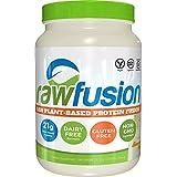 SAN Nutrition Raw Fusion Plant Based Protein Fusion - Peanut Chocolate Fudge - 960g