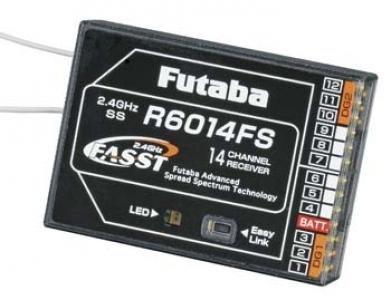 双葉(フタバ) R6014FS-2.4G RECEIVER 受信機 F1066041