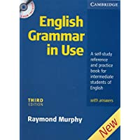 English Grammar in Use With Answers (Book & CD-ROM) : A Self-Study Reference and Practice Book for Intermediate Students of English , Intermediate