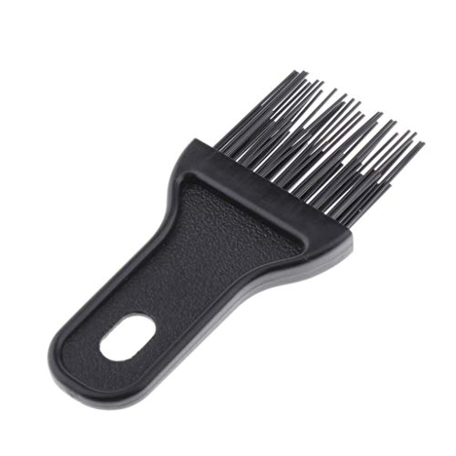 所持複製する止まるDYNWAVE コーム クリーナー 櫛クリーナー ブラシクリーナー ヘア ヘアーブラシクリーナー 毛掃除 ツール 全2選択 - 2