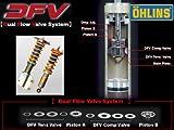 OHLINS 車高調キット DFV搭載 ショックアブソーバー コンプリートキット ホンダ シビック TYPE-R EK9