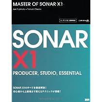 MASTER OF SONAR X1