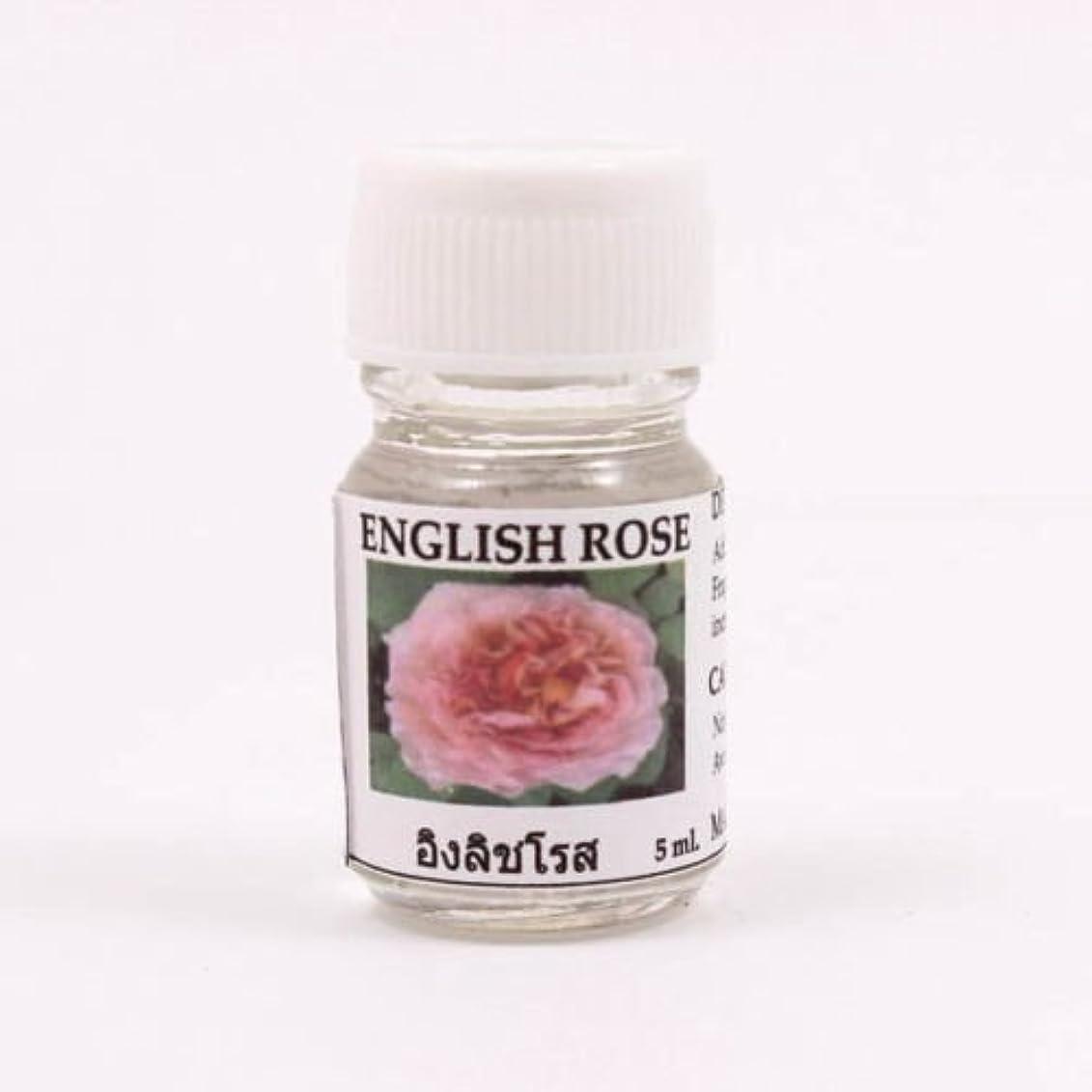 永遠の盆地同僚6X English Rose Fragrance Essential Oil 5ML. (cc) Diffuser Burner Therapy