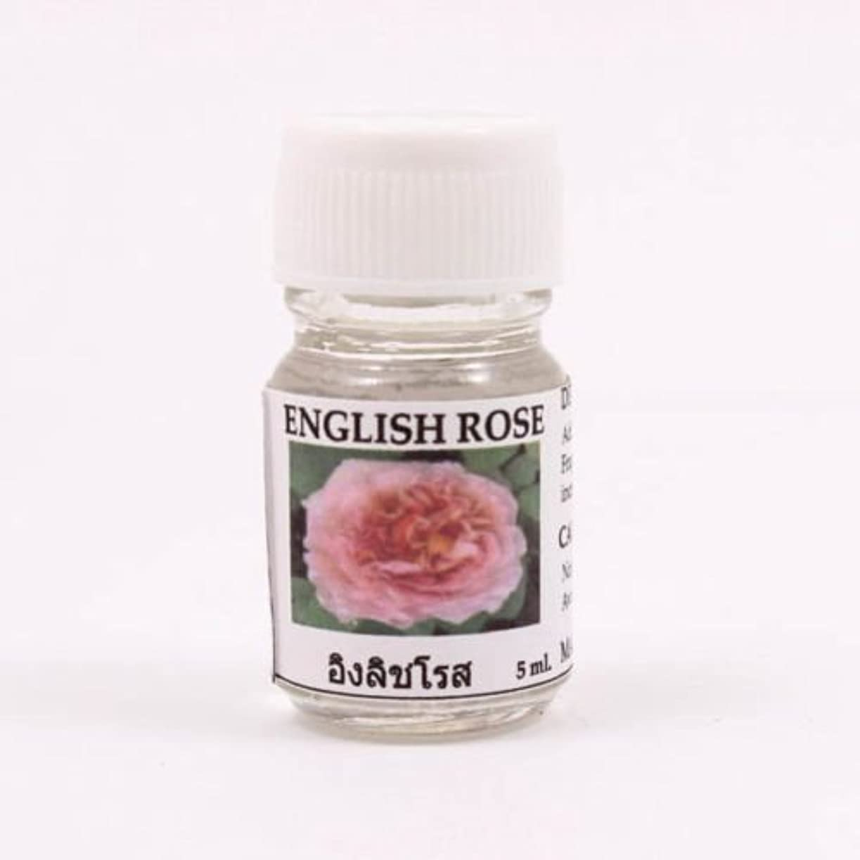 倫理ピストンミサイル6X English Rose Fragrance Essential Oil 5ML. (cc) Diffuser Burner Therapy