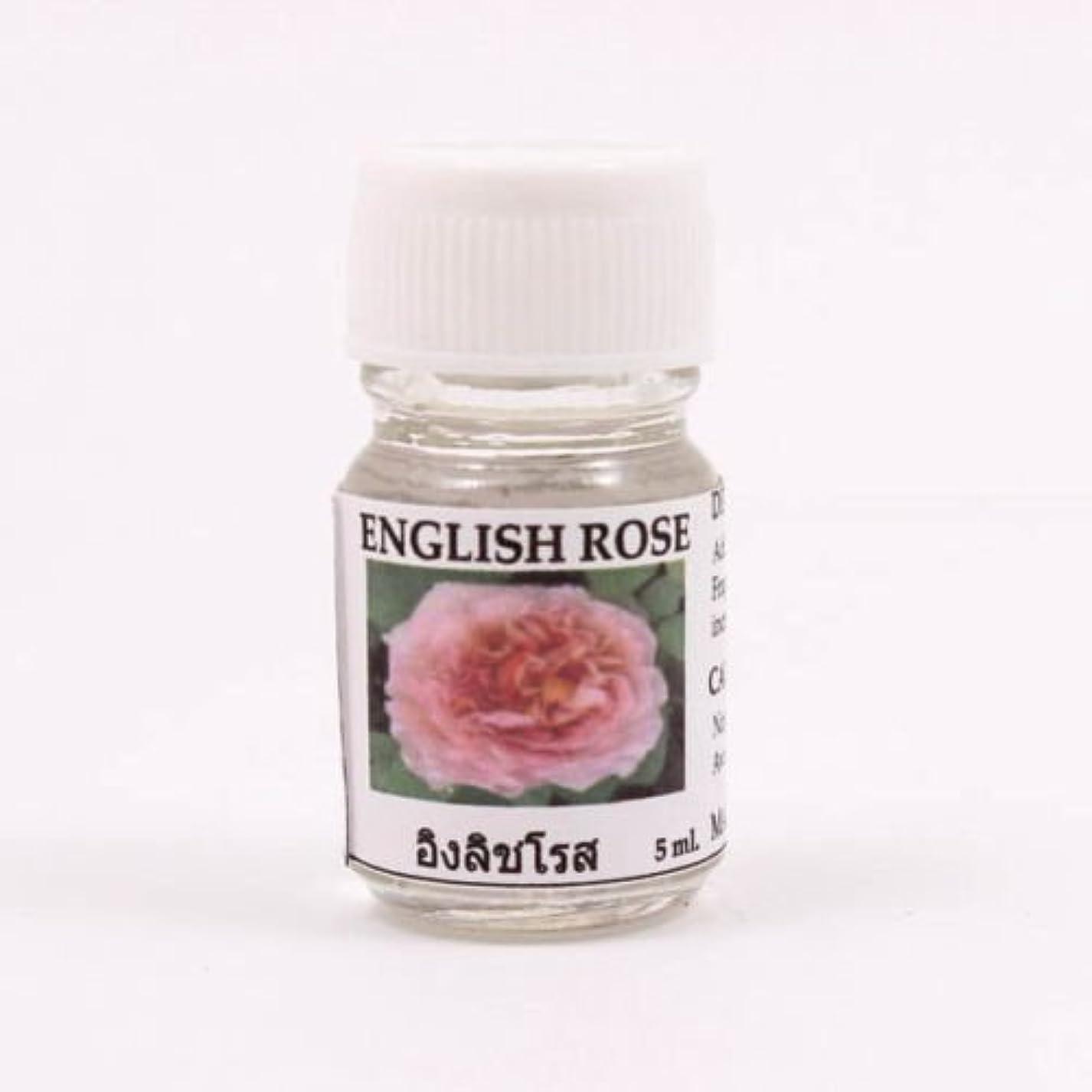 配当足バット6X English Rose Fragrance Essential Oil 5ML. (cc) Diffuser Burner Therapy