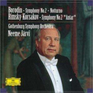 ボロディン:交響曲第2番