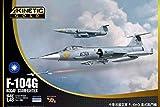 キネティック 1/48 台湾空軍 ROCAF F-104G スターファイター プラモデル KNE48077