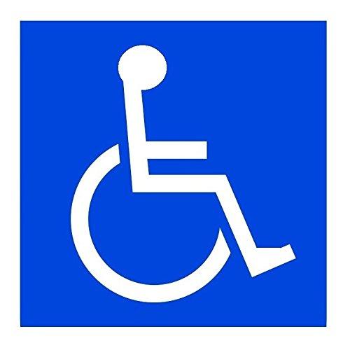 SSC 車椅子ステッカー 身障者用設備・障害者用設備 車いす...