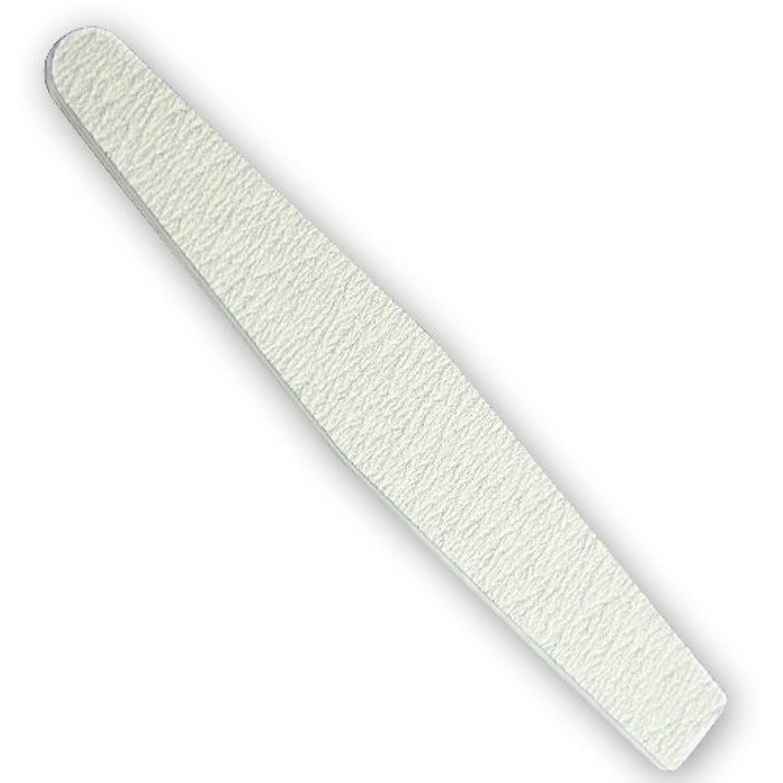 トリップ招待恐れるジェルネイル用ファイル100/180(爪やすり)シンプルで使いやすい