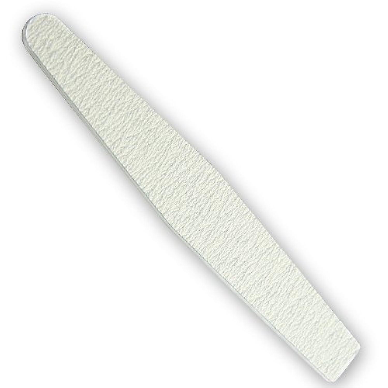 犠牲コマース鎮静剤ジェルネイル用ファイル100/180(爪やすり)シンプルで使いやすい