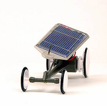ソーラー工作シリーズ No.1 ソーラーカー工作基本セット 76001