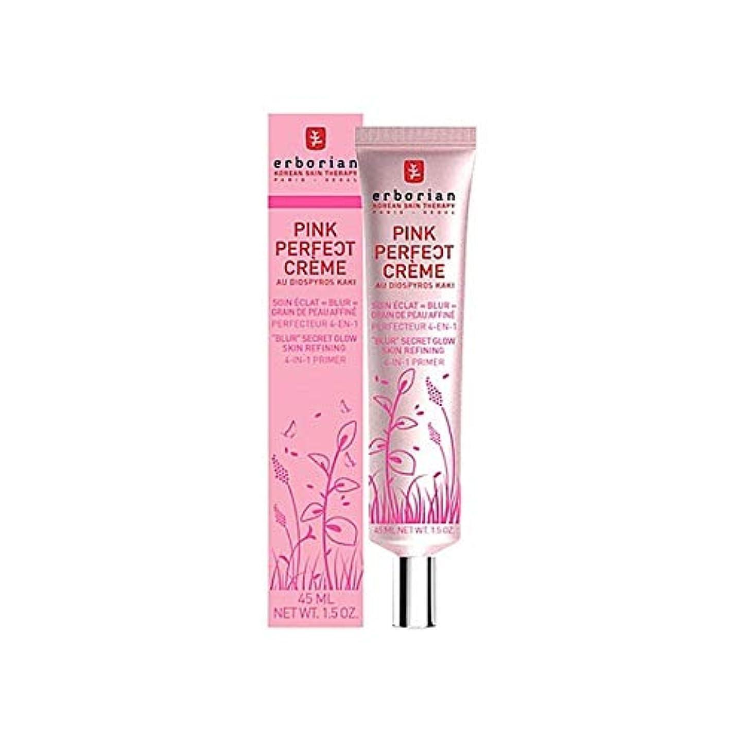 恥カウボーイ動作[Erborian] Erborianピンクの完璧なクリーム45ミリリットル - Erborian Pink Perfect Creme 45ml [並行輸入品]