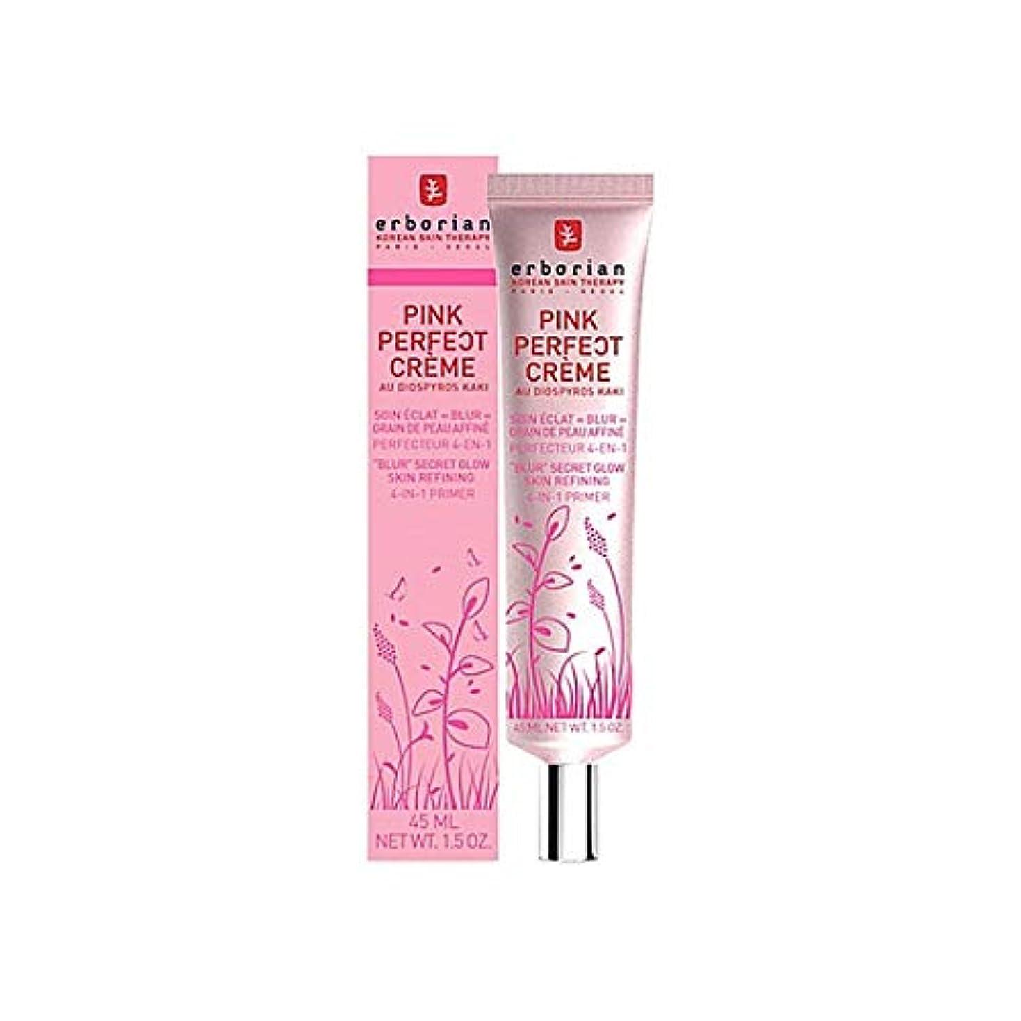 座るフィードバック些細な[Erborian] Erborianピンクの完璧なクリーム15ミリリットル - Erborian Pink Perfect Creme 15ml [並行輸入品]