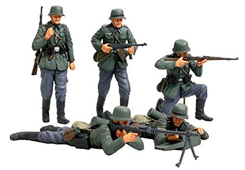 1/35 ミリタリーミニチュアシリーズ No.293 ドイツ歩兵セット (フランス戦線)