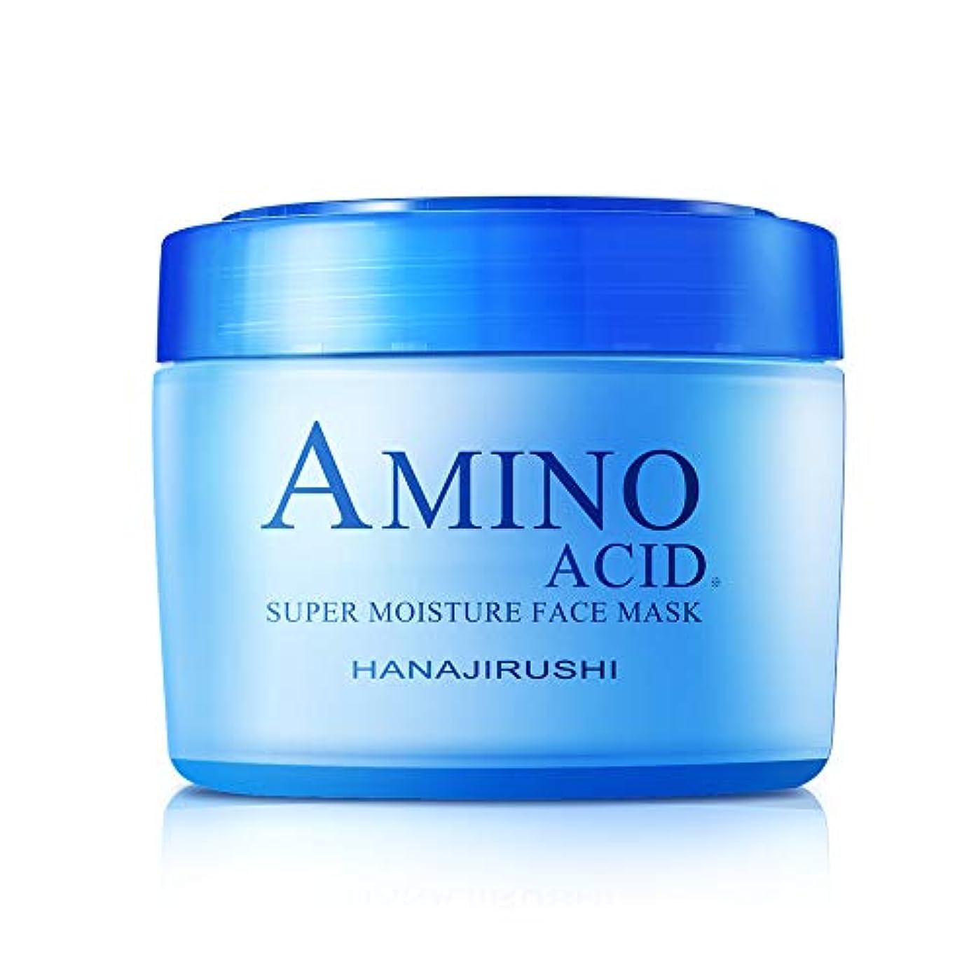 元の所有権できない花印 高保湿濃潤ジェル状フェイスパック220gヒト型セラミド&アミノ酸配合
